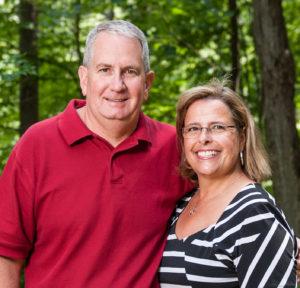 Peter and Cynthia Stewart
