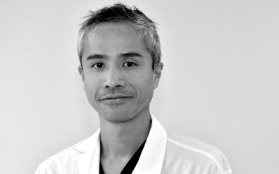 Headshot of Dr. Derek So.