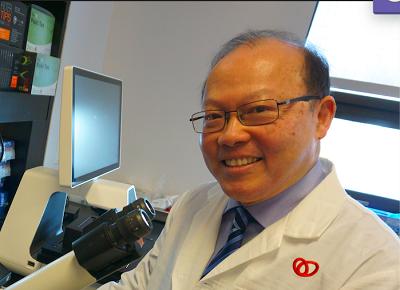 Headshot of Dr. Peter Liu